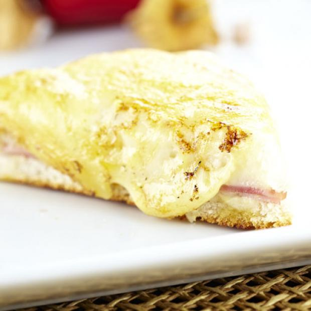 receta Croque monsieur